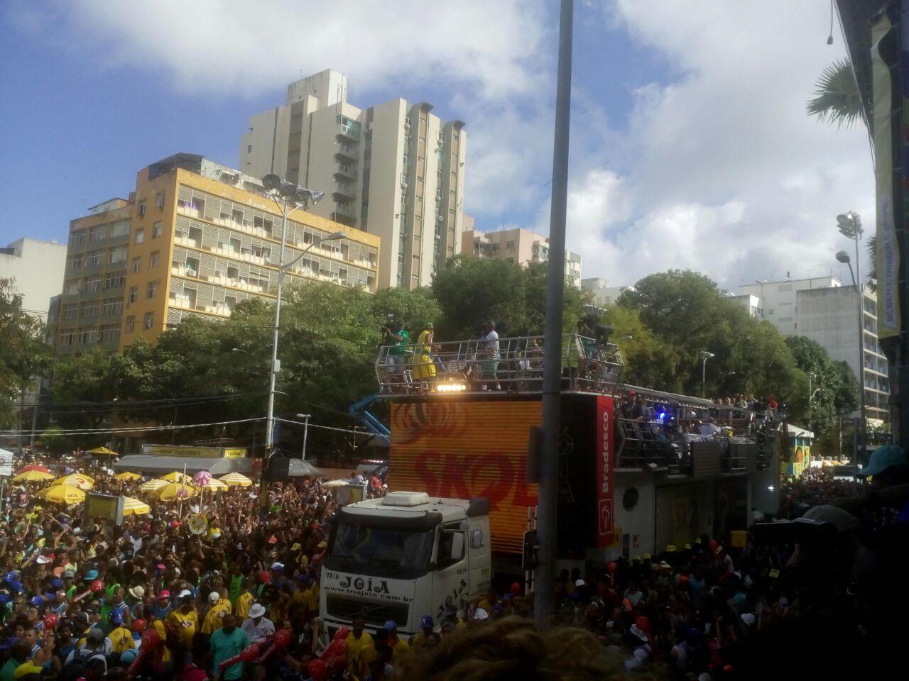Circuito Osmar : Confira a programação deste quinto dia de carnaval no circuito